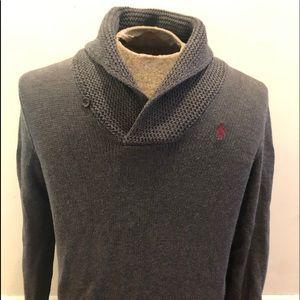 Ralph Lauren boys size large sweater